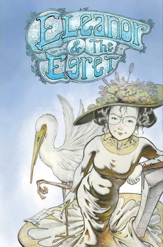 Eleanor And The Egret #1 C2E2 Exclusive Variant Comic Book